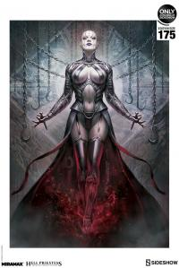 Gallery Image of The Hell Priestess Art Print