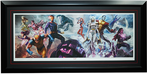 Sideshow Collectibles X-Men Art Print