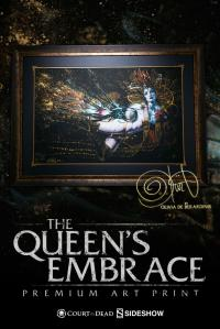 Gallery Image of The Queens Embrace Art Print