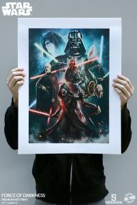 Gallery Image of Force of Darkness Art Print
