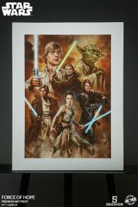 Gallery Image of Force of Hope Art Print