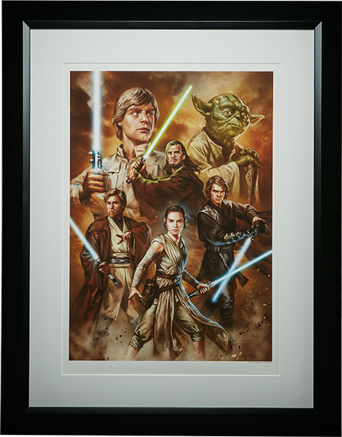 ACME Archives Force of Hope Art Print