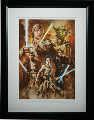 Force of Hope Art Print