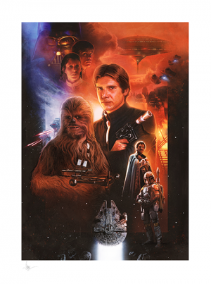 Rebels & Scoundrels Art Print