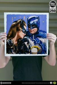 Gallery Image of Meanwhile at the Sweet Shoppe Art Print