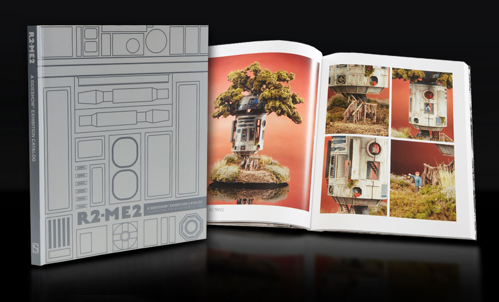 Gallery Feature Image of R2-ME2 A Sideshow Exhibition Catalog Book - Click to open image gallery