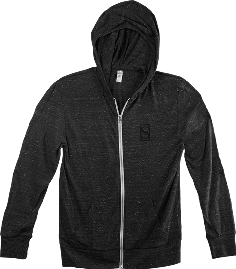 Sideshow Collectibles Sideshow Diamond Eco-Jersey Zip Hoodie Apparel