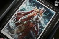 Gallery Image of Thor Jane Foster Art Print