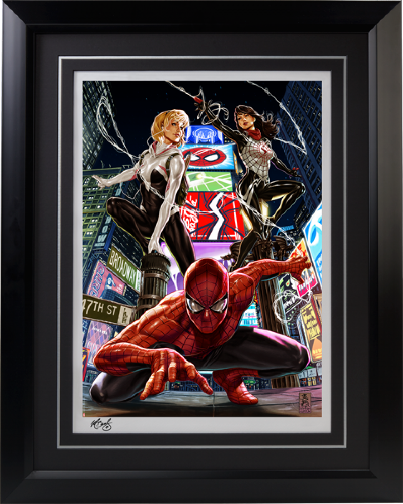 Spider-verse Art Print -
