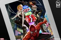 Gallery Image of Spider-verse Art Print