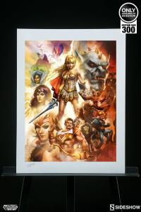 Gallery Image of She-Ra Princess of Power Art Print