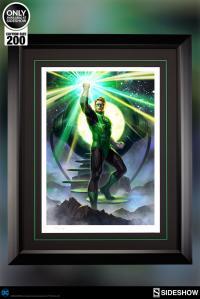 Gallery Image of Green Lantern Art Print