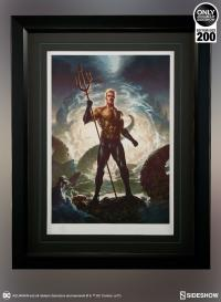 Gallery Image of Aquaman Art Print