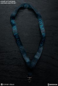 Gallery Image of Court of the Dead Lanyard and Pin Collectible Set