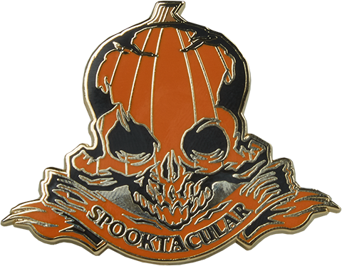 Sideshow Collectibles Spooktacular 2016 Collectible Pin