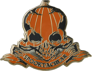 Spooktacular 2016 Collectible Pin