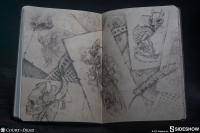Gallery Image of Court of the Dead Deluxe Hardcover Sketchbook Book