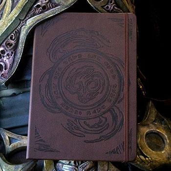 Court of the Dead Deluxe Hardcover Sketchbook Book
