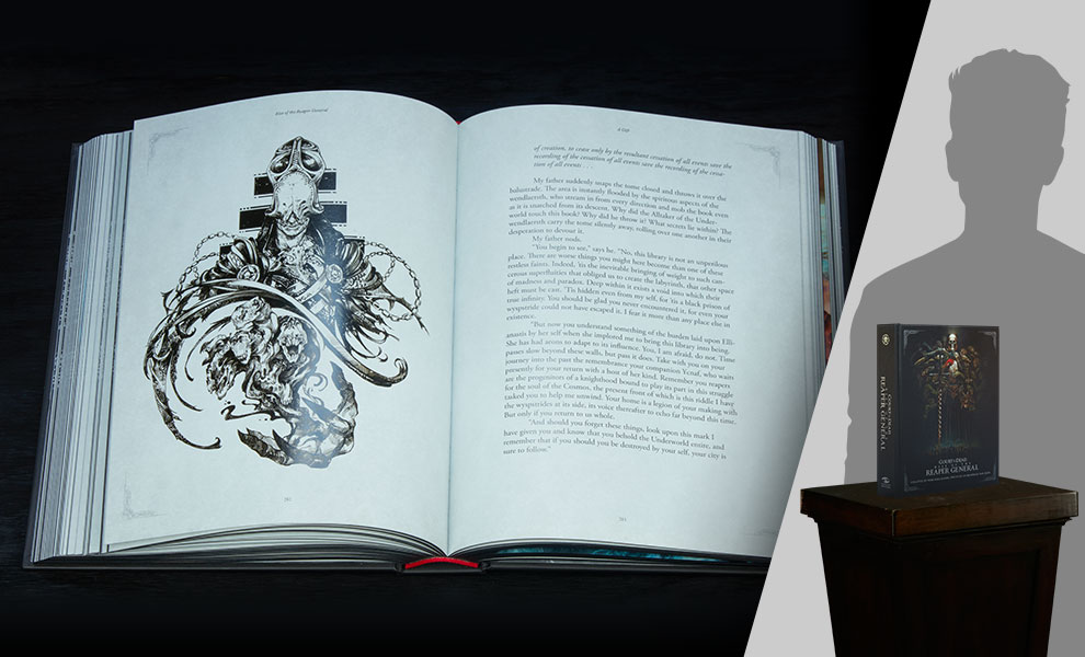 Gallery Feature Image of Court of the Dead: Rise of the Reaper General Book - Click to open image gallery