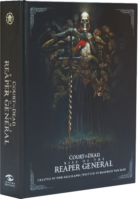 Sideshow Collectibles Court of the Dead: Rise of the Reaper General Book