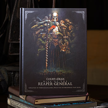 Court of the Dead: Rise of the Reaper General Book