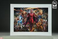 Gallery Image of Magneto and the Brotherhood of Mutants Art Print