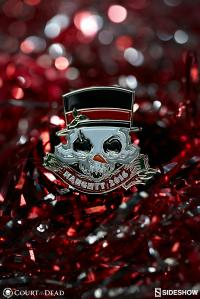 Gallery Image of Court of the Dead 2016 Holiday  Collectible Pin