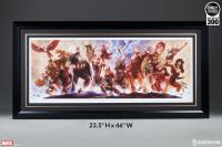 Gallery Image of Avengers Assemble Art Print