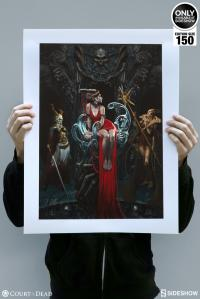 Gallery Image of Divided We Stand Art Print