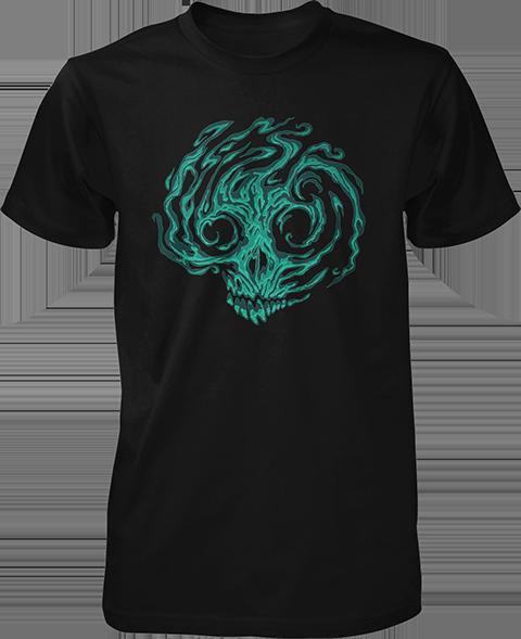 Sideshow Collectibles Spirit Faction 2017 T-Shirt Apparel