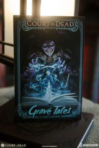 Gallery Image of Grave Tales A Comics Omnibus Book