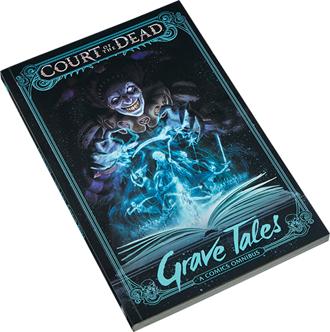 Sideshow Collectibles Grave Tales A Comics Omnibus Book