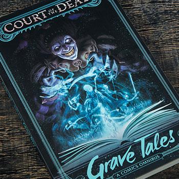 Grave Tales A Comics Omnibus Book