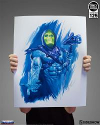 Gallery Image of He-Man and Skeletor Art Print
