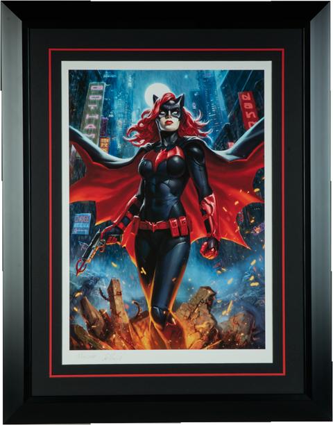 Sideshow Collectibles Batwoman Art Print