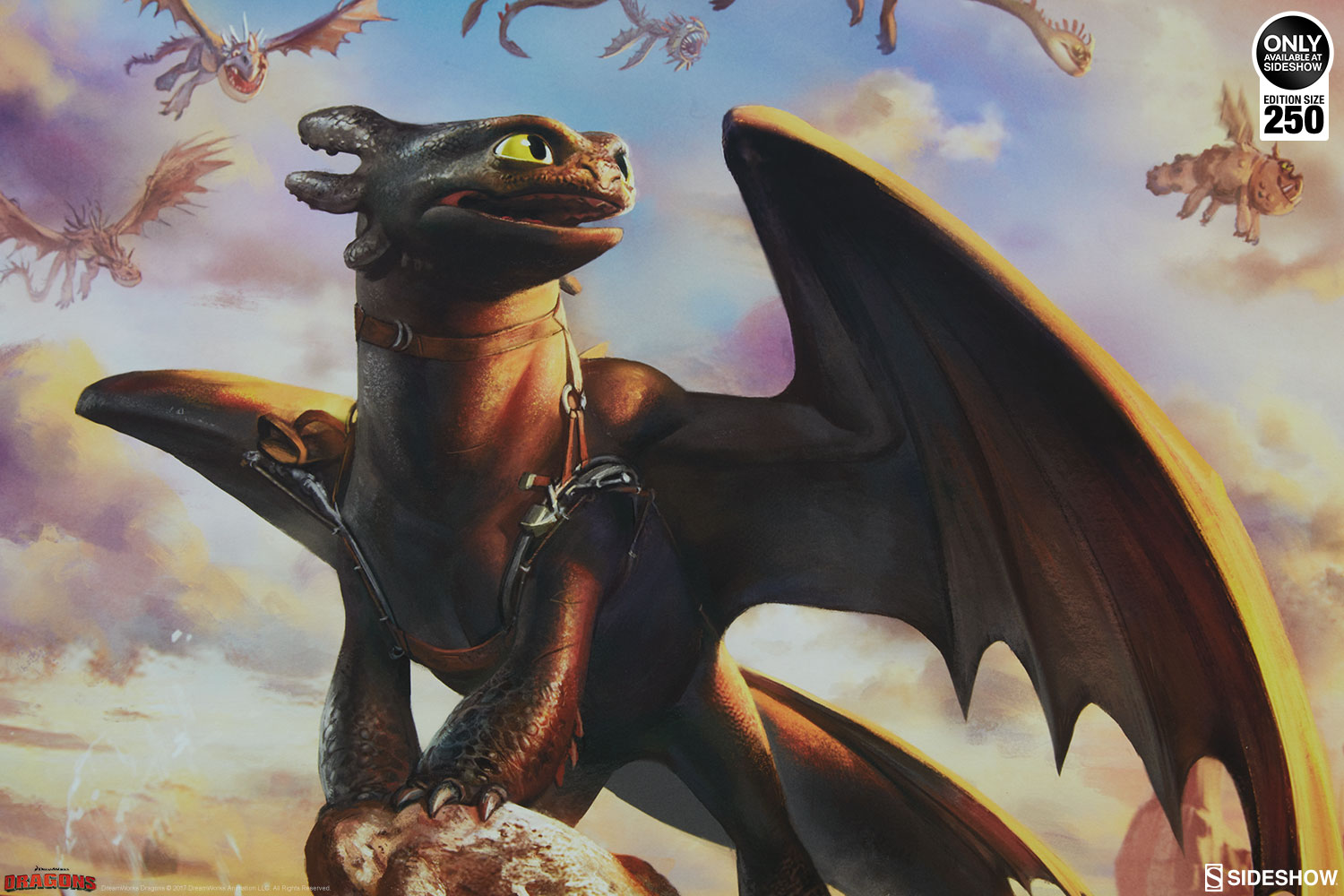 How to Train Your Dragon Toothless and the Dragons of Berk ... - photo#41