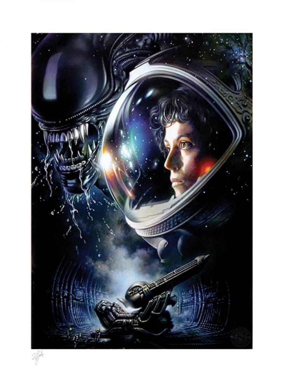 Alien 1979 Art Print -