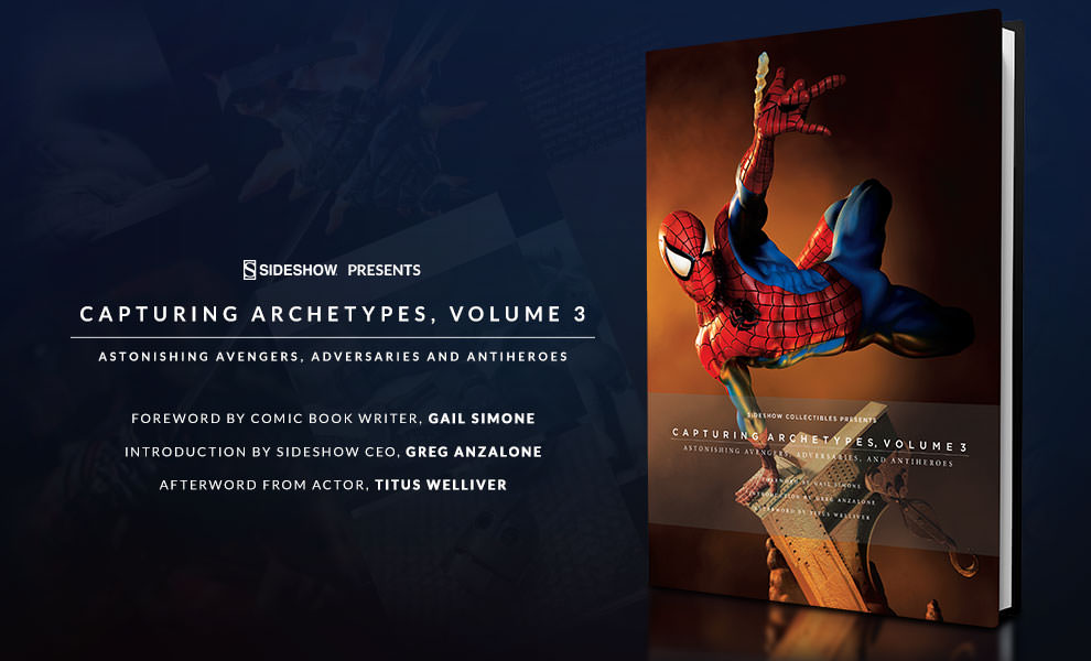 Gallery Feature Image of Capturing Archetypes Volume 3 Book - Click to open image gallery