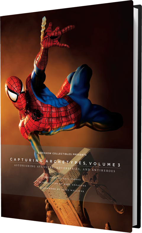 Sideshow Collectibles Capturing Archetypes Volume 3 Book