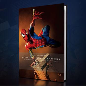 Capturing Archetypes Volume 3 Book