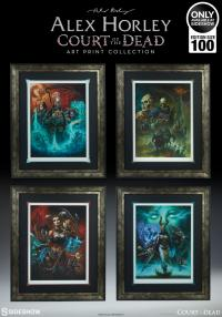 Gallery Image of The Impermanence of Flesh Art Print