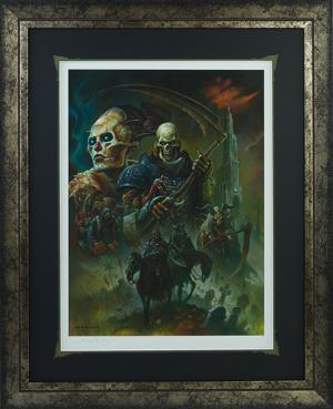The Strength of Bone Art Print