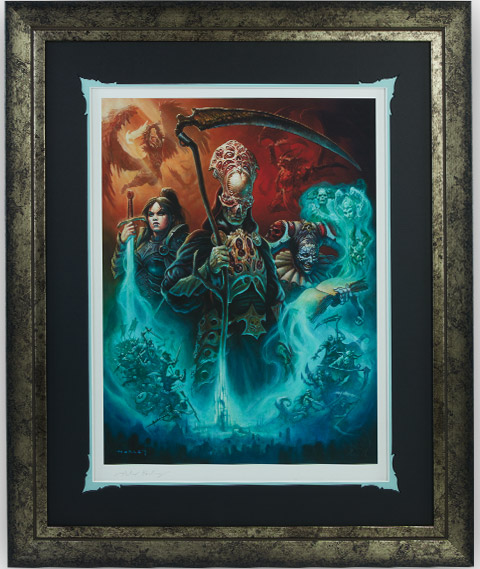 Sideshow Collectibles The Underworld United Art Print
