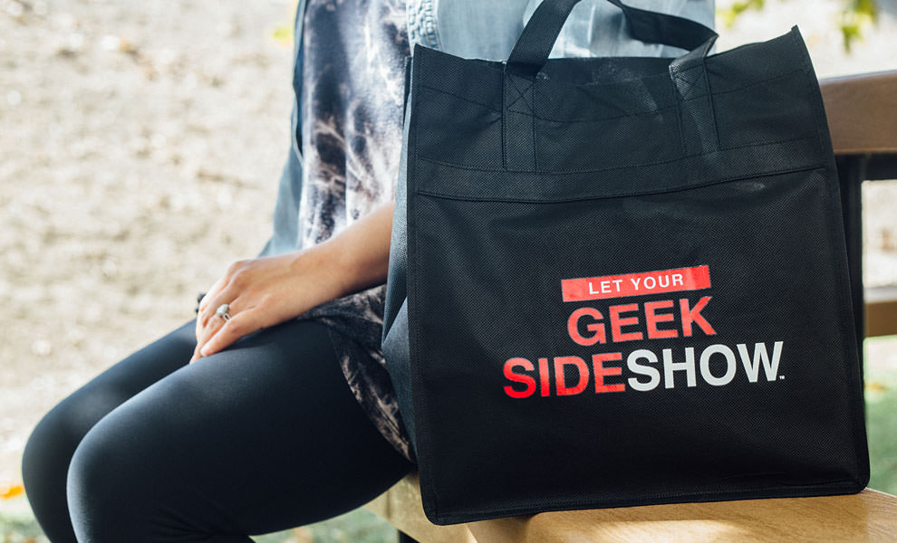 Gallery Feature Image of Let Your Geek Sideshow Tote Miscellaneous Collectibles - Click to open image gallery