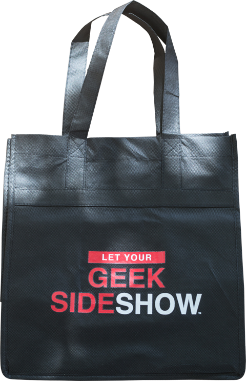 Sideshow Collectibles Let Your Geek Sideshow Tote Miscellaneous Collectibles