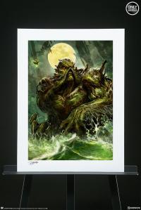 Gallery Image of Swamp Thing Art Print