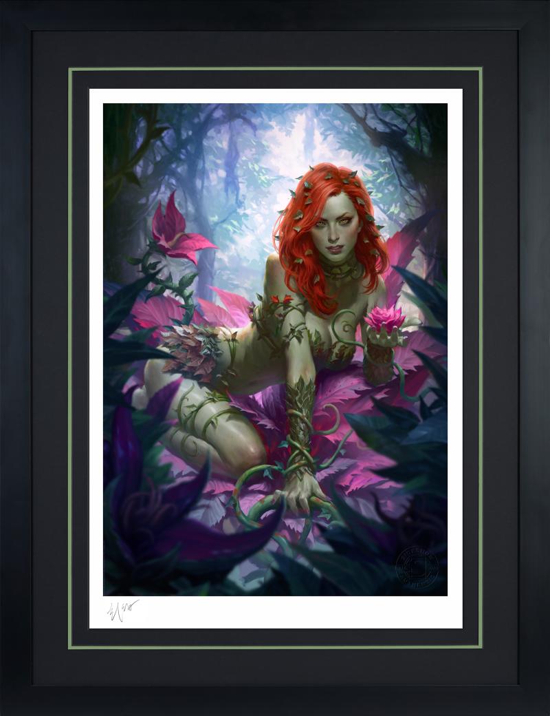 Poison Ivy Variant Art Print -