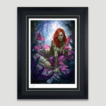 Poison Ivy Variant Art Print