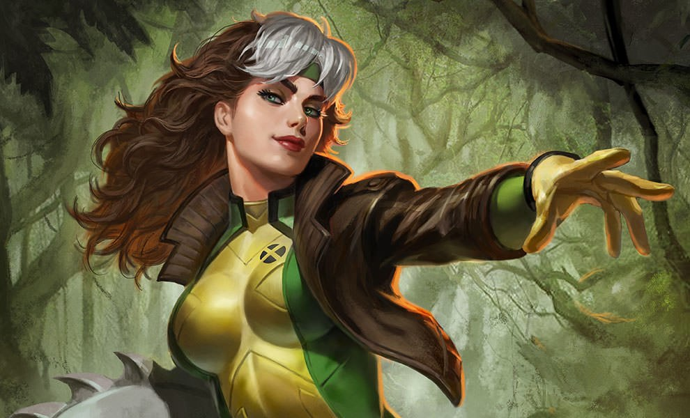 Gallery Feature Image of Rogue Art Print - Click to open image gallery