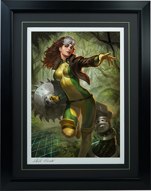 Sideshow Collectibles Rogue Art Print